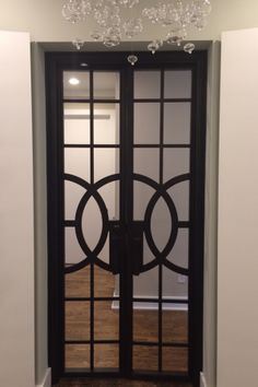 Appreciate the modern design of our contemporary doors. Transform your entryway with custom contemporary doors by Clark Hall. Metal Screen Doors, Wrought Iron Doors, Contemporary Front Doors, Modern Door, Clark Hall, Iron Window Grill, Feature Wall Design, Window Grill Design, French Doors Patio