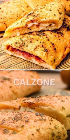 Amazing Food Videos, Calzone Recipe, Golden Crust, Twisted Recipes, Air Fryer Dinner Recipes, Cheesy Recipes, Melted Cheese, Diy Food, No Cook Meals