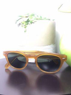 8865dde41062 Oliver Peoples Sunglasses Twenty Years Vintage