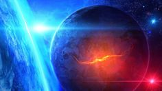 Electric planet Wallpaper Planets Wallpaper, Celestial, Abstract, Artwork, Electric, Outdoor, Space, Summary, Outdoors