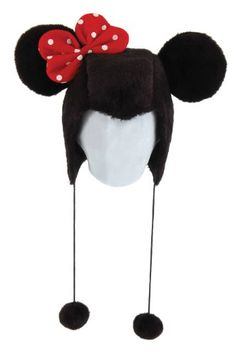 Amazon.com: Minnie Mouse Hoodie Hat: Toys & Games $15.08
