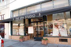 the spa studio san mateo - Google Search