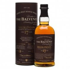 Balvenie 17 Year Old Double Wood Whisky