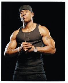 this is my sweetie, Sam, from NCIS Los Angeles also known as LL Cool J