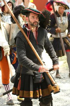 Renaissance Era, Renaissance Costume, Renaissance Clothing, Medieval Fashion, Historical Costume, Historical Clothing, Mens Garb, German Outfit, Larp Armor