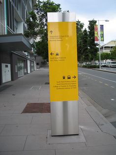 outdoor wayfinding signs - Google Search