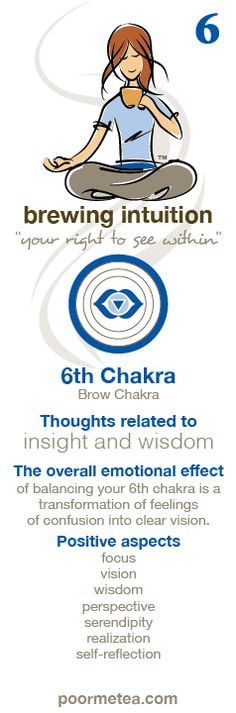 Brow Chakra Emotional Healing Benefits