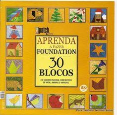 Aprenda a Fazer Foundation. 30 Blocos - Ramos Vasconcelos - Webové albumy programu Picasa