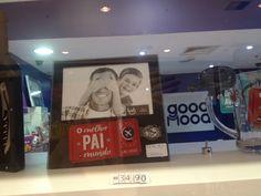Porta retrato pai    Good Mood presentes, no Boulevard Shopping, asa norte! (61) 3272-6510  #goodmoodpresentes  #bomhumor #Boulevardshopping  #asanorte #brasilia #imaginarium #ludi #novidades #presentecriativo #uatt  #pai #amor #presentes #papai #amigo #Boulevardshoppingbrasilia #goodmoodbsb #bsb #df #companheiro