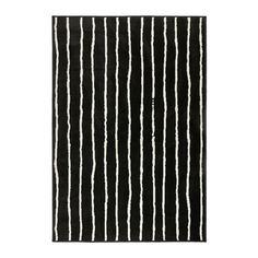 IKEA - GÖRLÖSE, Tæppe, kort luv, Den tykke luv dæmper lyde og er blød at gå på.Tæppet er fremstillet af syntetiske fibre og er slidstærkt, pletafvisende og nemt at vedligeholde.