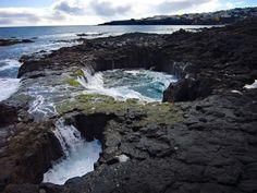 Bufaero en La Garita, Telde, Gran Canaria.... .que tendra el agua , sobre todo la del mar , que siempre deja con la boca abierta y nunca deja de sorprender.