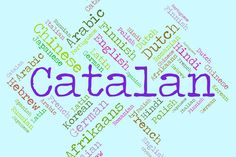 Is it necessary to know Catalan before going to Barcelona? Barcelona has two official languages: Spanish and Catalan. The first, being the language spoken throughout Spain, and the second, for is the mother tongue of the Catalonian region. Languages, Spanish, Barcelona, Two By Two, Blog, Idioms, Spanish Language, Barcelona Spain, Blogging