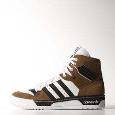 Adidas Rivalry Hi Nigo Shoes