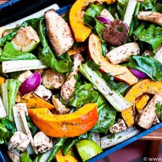 Discover recipes, home ideas, style inspiration and other ideas to try. Low Carb Dinner Recipes, Veg Recipes, Fall Recipes, Healthy Recipes, Healthy Dishes, Food Dishes, Easy Family Dinners, Clean Eating, Food And Drink