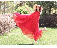 Red long dresses 6.25 new arrivals