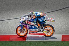 Maverick Viales,2012,circuit de Catalunya.