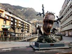 Andorra la Vella - noblesse du temps dali Andorra, Dali, Trip Advisor, Noblesse, Continents, Clock, Pictures
