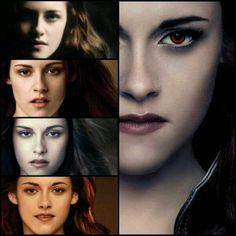 Bella through the years