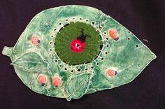Circular Ceramic Looms - Waunakee Community School District - New - Sophie Wagner-Marx