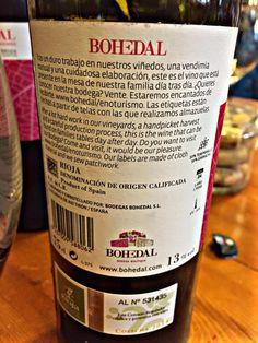 El Alma del Vino.: Bodegas Bohedal Rosado 2014.