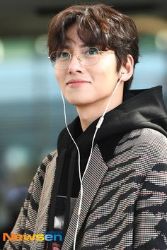 [Event] Ji Chang Wook takes off for the 2019 Asia Artist Awards Korean Male Actors, Handsome Korean Actors, Korean Celebrities, Asian Actors, Korean Men, Celebs, Korean Star, Ji Chang Wook Smile, Ji Chang Wook Healer