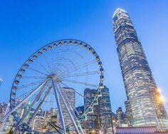 Visiting Hong Kong for the first time? You will never run out of sightseeing options, see here for ideas.