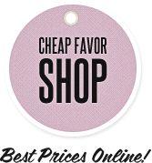 Cheap Favor Shop - Best Prices Online!