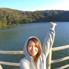 【yukari.tz】さんのInstagramをピンしています。 《#三宅島#島暮らし#大路池#自然#池#森 #island#nature#静寂#伊豆諸島#お気に入り》