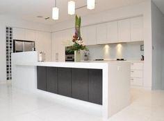 Bancadas de cozinha em quartzo