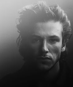 Gaspard Ulliel as a muse for Jimmy.