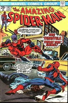 The Amazing Spider-Man #147 - August 1975