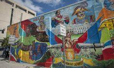 Little Haiti in Miami