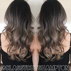 "219 Likes, 11 Comments - CLASSY CUTS UNISEX HAIRDESIGN (@classycutshampton) on Instagram: ""Gorgeous repost of Deanna's seamless smokey ash blonde! Stunning 😍️thank you @olaplex @olaplexau…"""