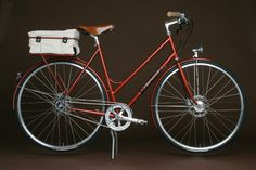 Another Vanilla bike from Portland--love it!