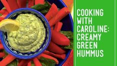 Plant-Based Appetizer:  Creamy Green Avocado Hummus Certified Plantricious  #Plantricious Avocado Hummus, Guacamole, Vegan Gluten Free, Vegan Vegetarian, Food Categories, White Beans, Dip Recipes, Dressings, Plant Based