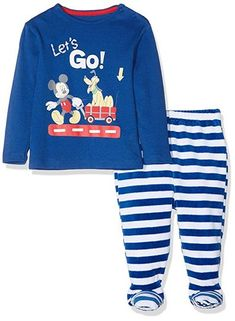 bbbfc95d0d6db4 Details about BABY BOYS PYJAMAS PJS SLEEPWEAR NIGHTWEAR SET TIGER ...