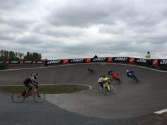 Exeter Eagles racing track