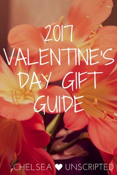 2017 Valentine's Day Gift Guide gifts Valentine's Day gift idea for everyone! Women, men and kids!