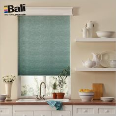 Cellular shades are the most popular choice for cordless window coverings. They are available in hundreds of colors and give your windows extra insulation.
