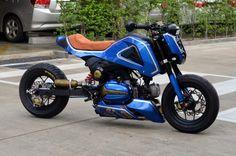 Honda MSX 125 by KDSHOP - mini4temps.fr