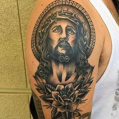 20 Spiritual Jesus Christ Tattoo Designs
