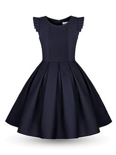 Super baby dress simple little girls Ideas Dresses Kids Girl, Little Dresses, Cute Dresses, Kids Outfits, Dress Anak, School Dresses, Frock Design, African Fashion Dresses, Kind Mode