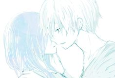 Kaneki and Touka // TG
