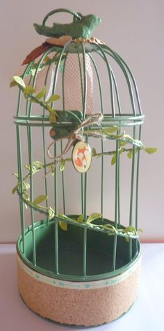 1000 id es sur cages oiseaux d cor es sur pinterest for Cage a oiseau decorative