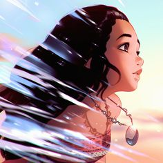Moana by Kuvshinov-Ilya on DeviantArt