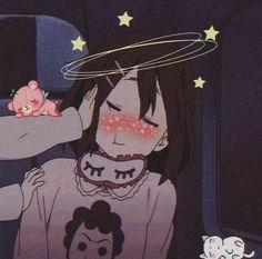 #DARLING Fan Art Anime, Anime Art Girl, Anime Drawings Sketches, Cute Drawings, Manga Girl, Manga Anime, Cute Anime Pics, Anime Profile, Cute Memes