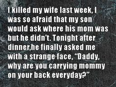 Ooooooh Spoooookyyyyy!!!!!  19 More Two-Sentence Horror Stories To Send Chills Up Your Spine