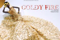 Goldy Fire by Monarchy Barbie