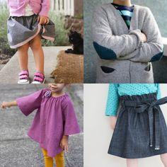 KCWC...lots of kids clothing diy's
