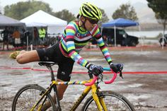 It is cyclocross season - Vanderkitten